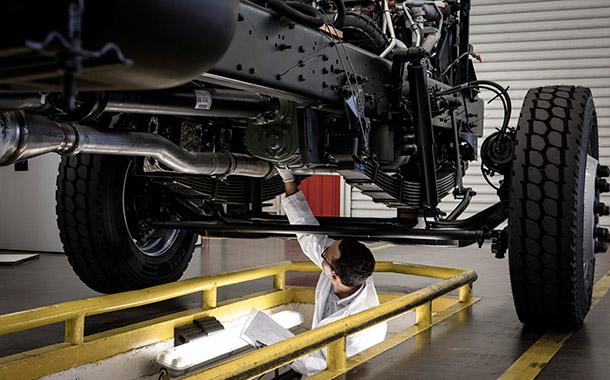 Conoce nuestra oferta de servicios Postventa disponibles para que tu bus o camión Volkswagen no se detenga.