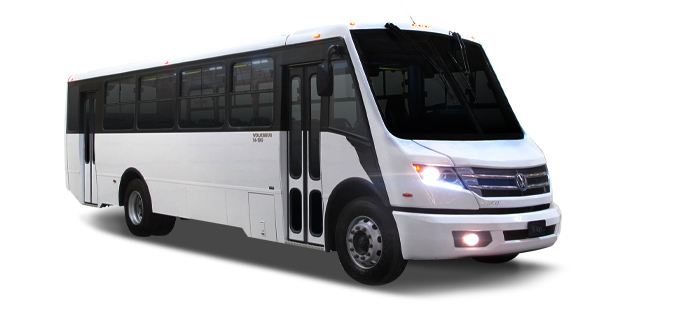 Camión Urbano Volksbus 14.190 Semi Control Delantero