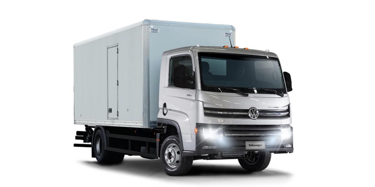 Camión Chato Delivery 6.160